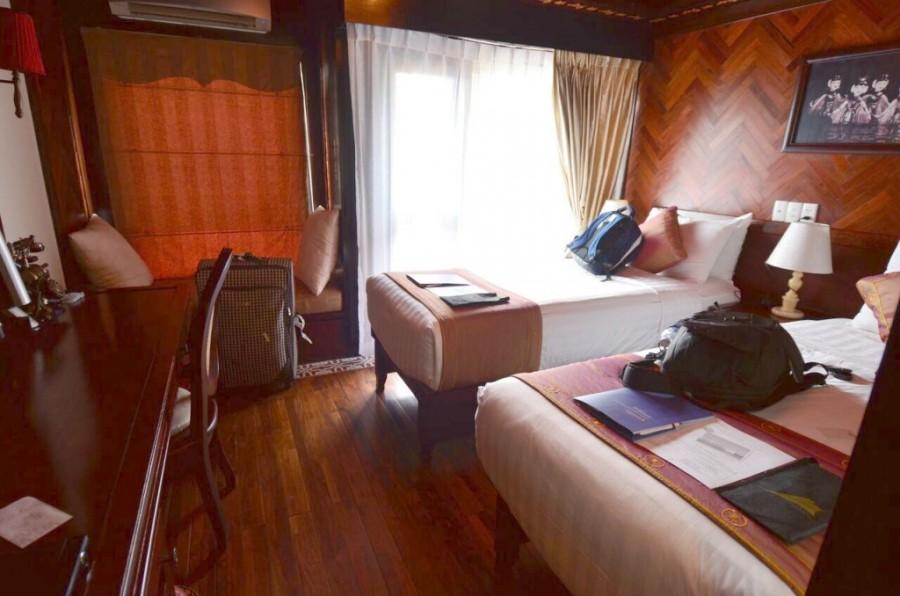 mekong ship room
