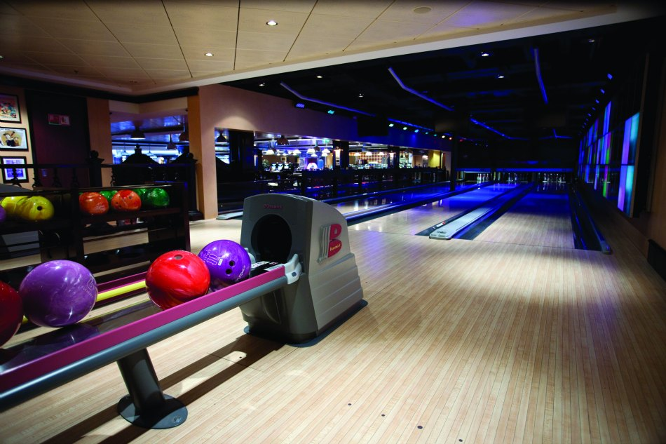 NCL Introduction - Bowling alley