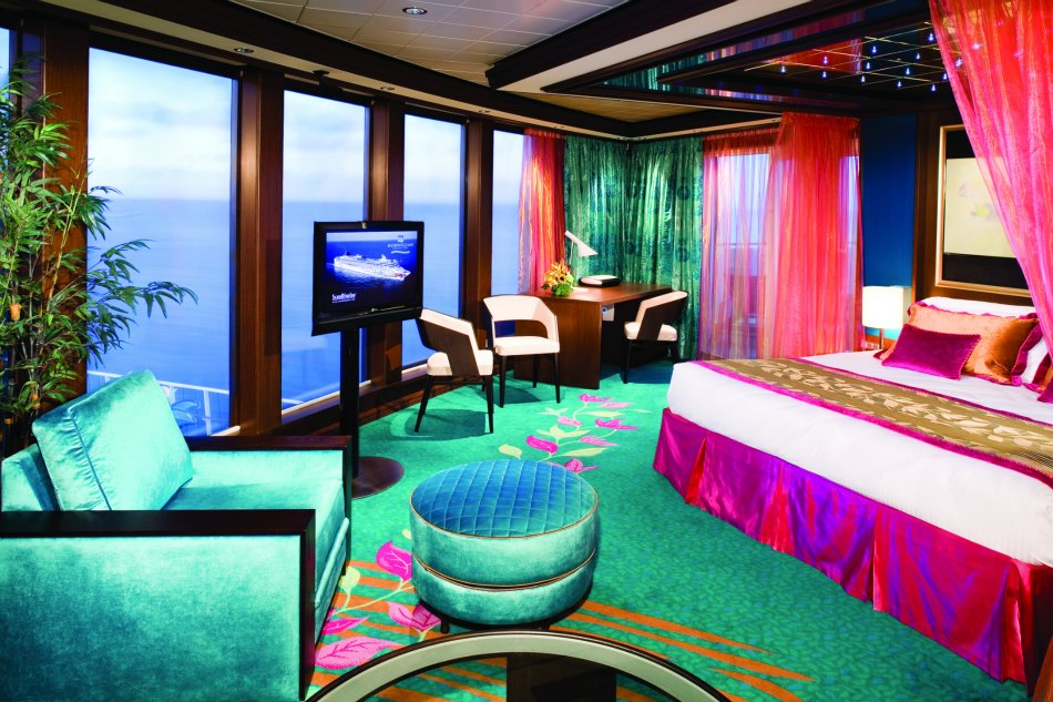 Norwegian Cruise Line - Deluxe Owners Suite