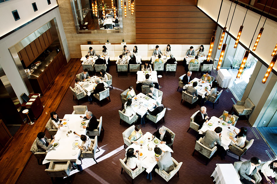 Full speciality restaurant