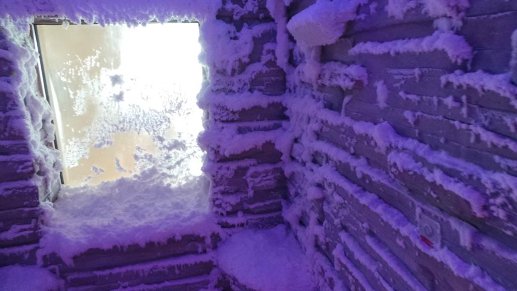 snow room