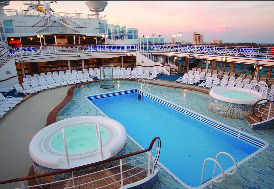 Caribbean - Neptune's Pool