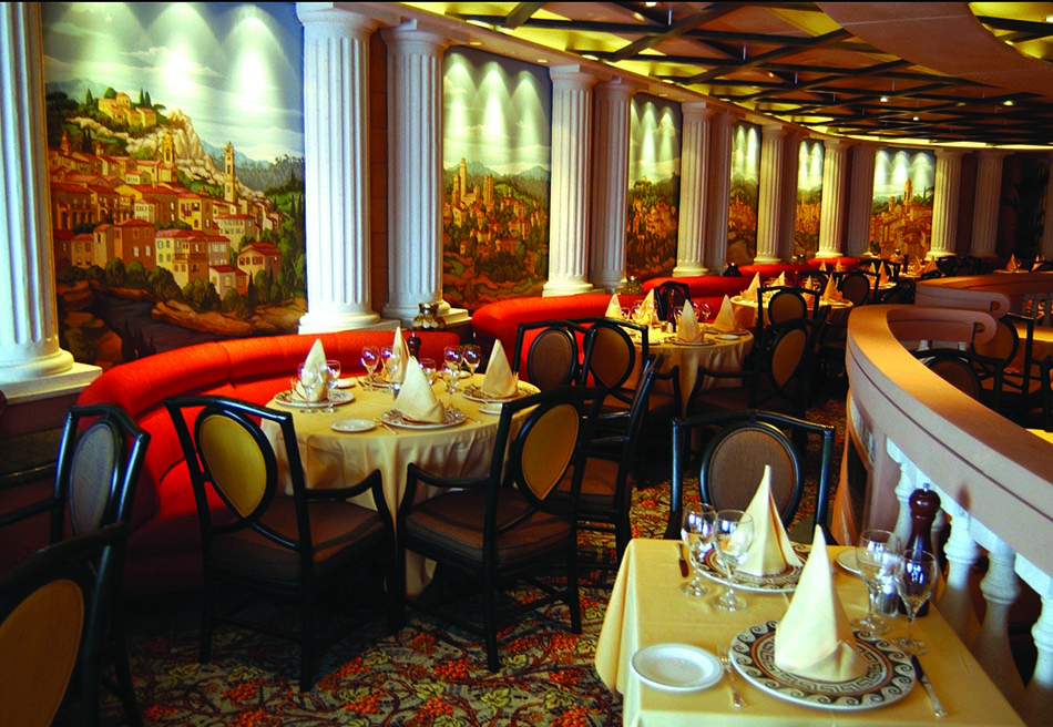 Princess Cruises - Sabatini's Trattoria