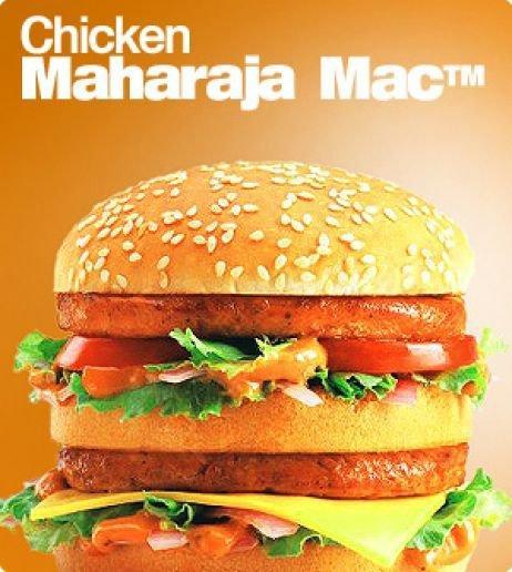 Maharajah Mac