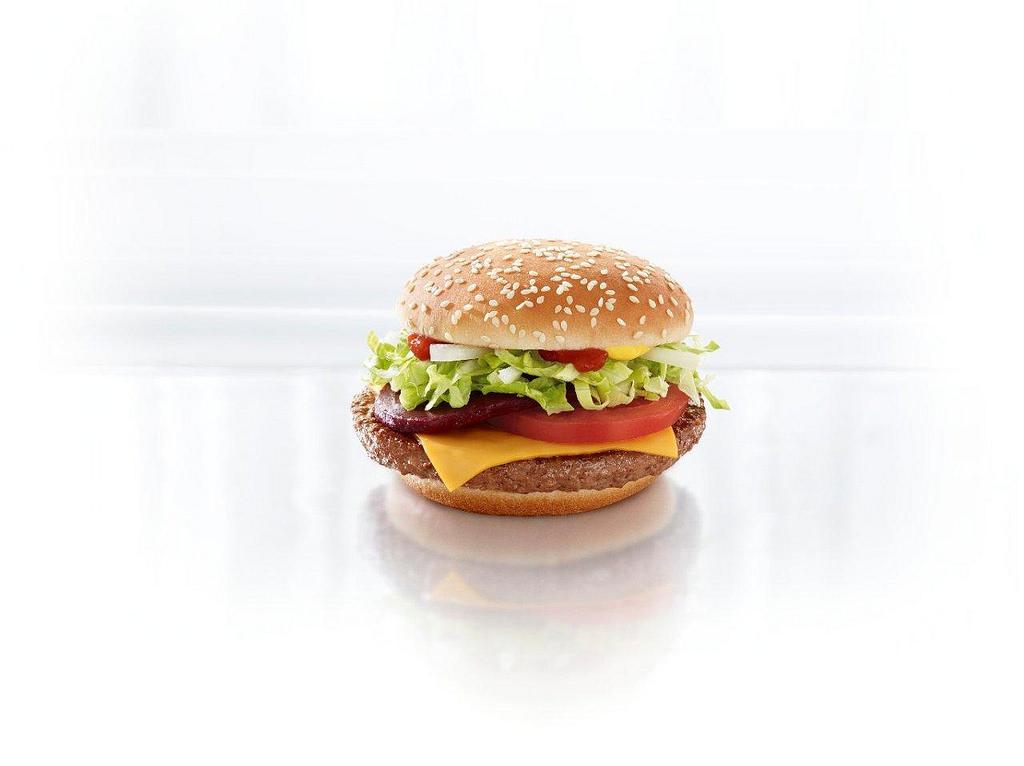 McOz burger