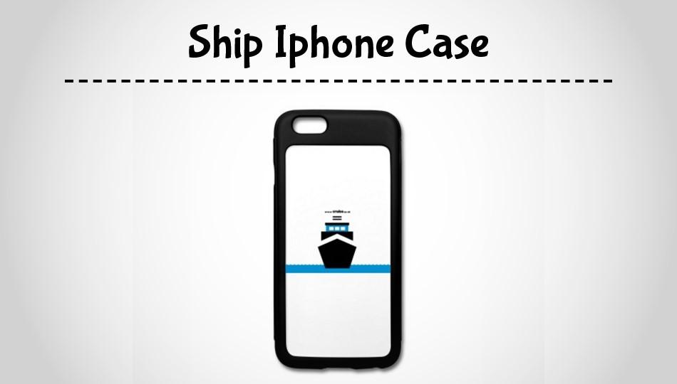 cruise i phone case