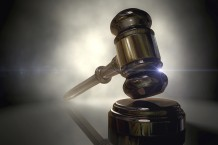 Cruise Auction - Auction gavel