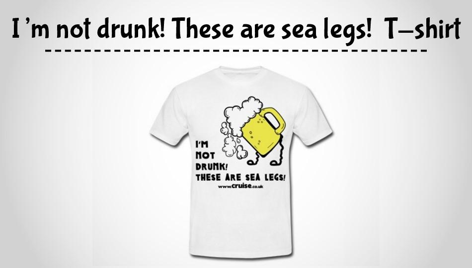 Im not drunk cruising essentials
