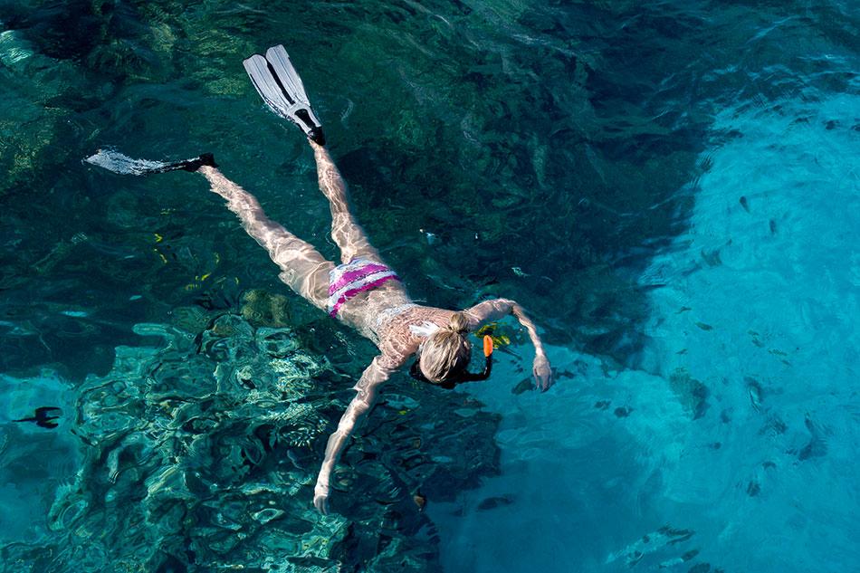bora bora snorkel