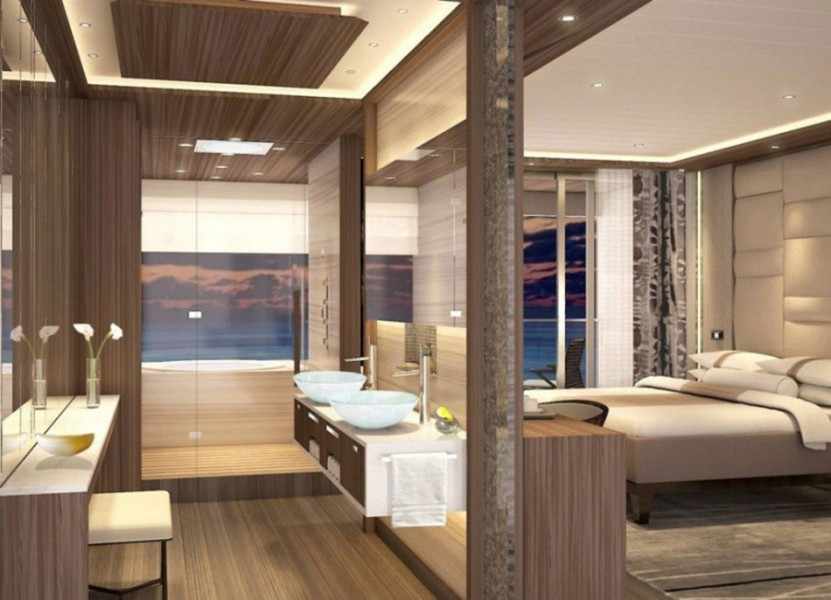 Azamara Spa Suite