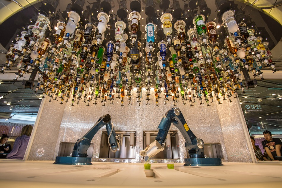 Robo bar