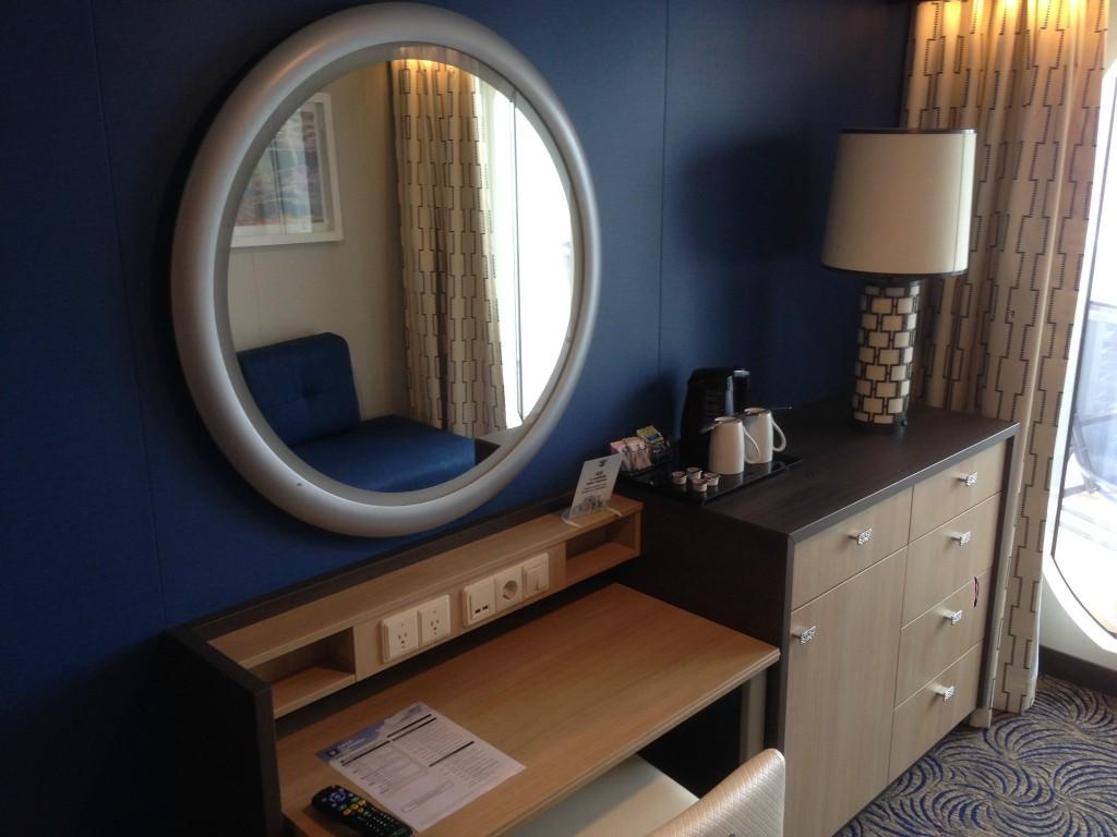 cabin mirror