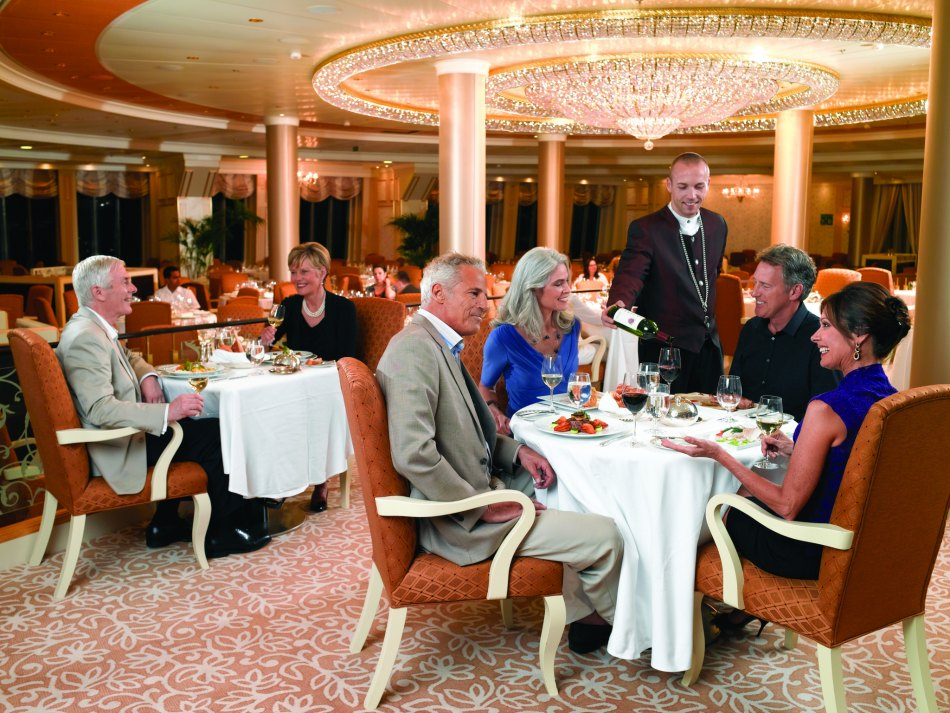 Grand Dining Room Riviera