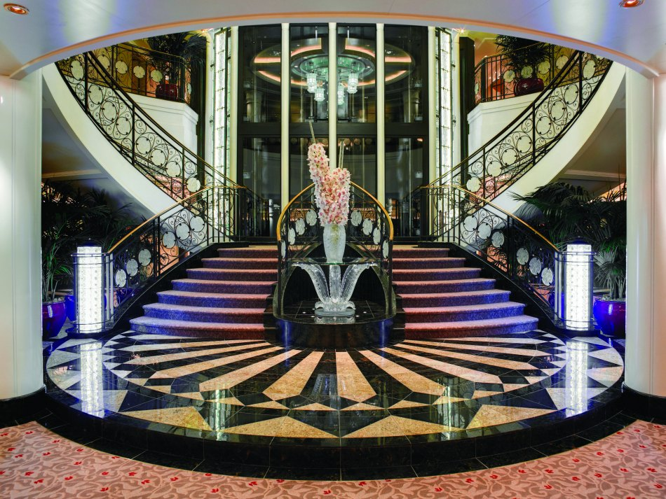 MARINA-Grand Stair Case 2
