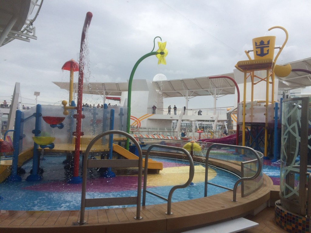 Splashaway bay Harmony of the Seas