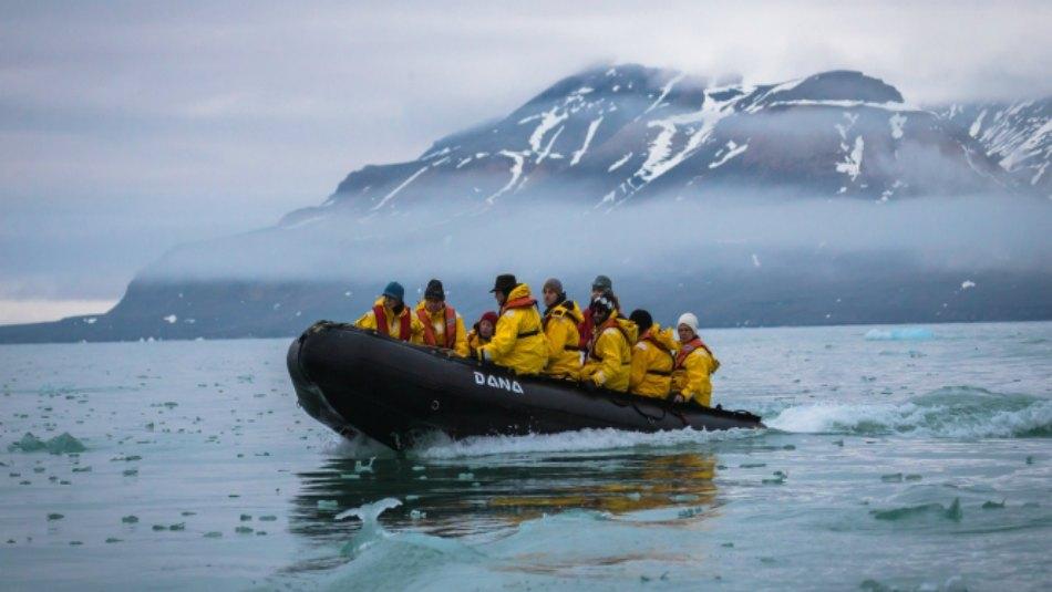 Spitsburgen arctic