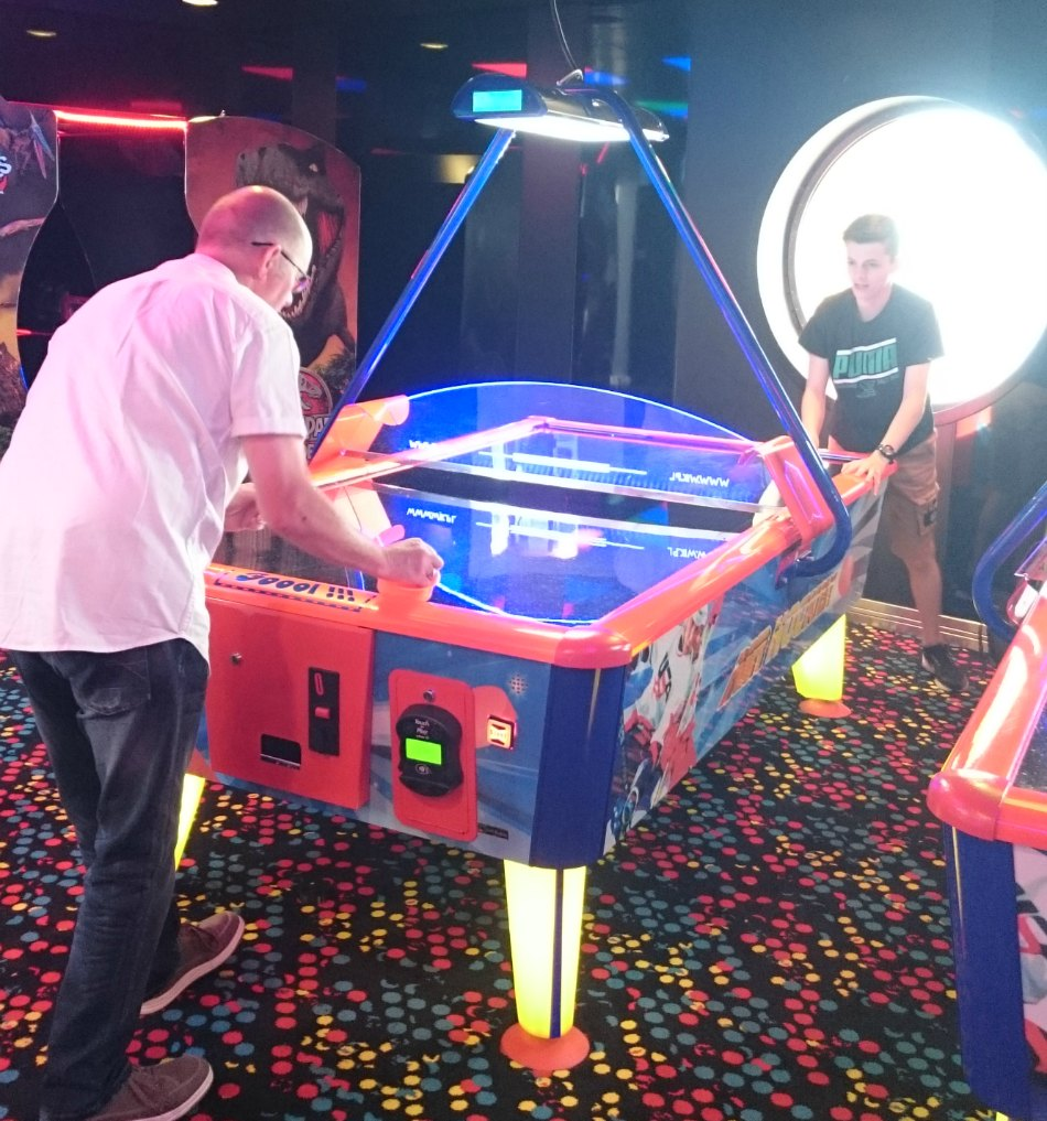 Harmony Air Hockey
