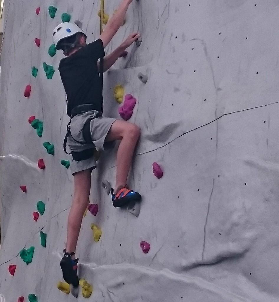 Harmony Rock Climbing