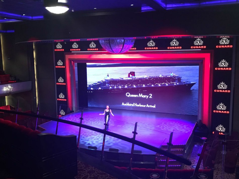 qm2 remastered theatre