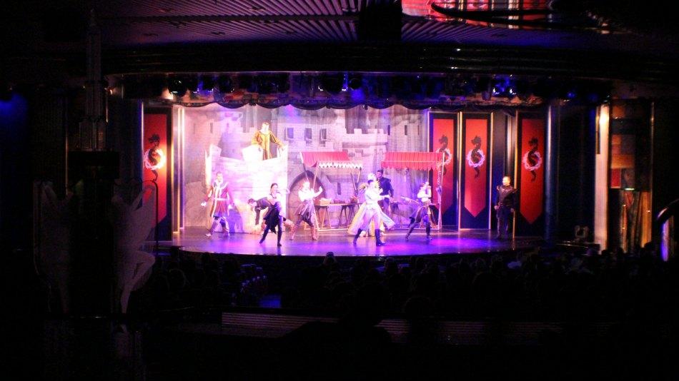 theatre tui discovery