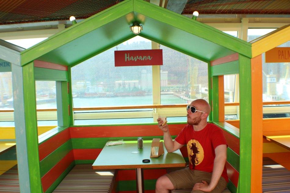 TUI Discovery Seafood shack