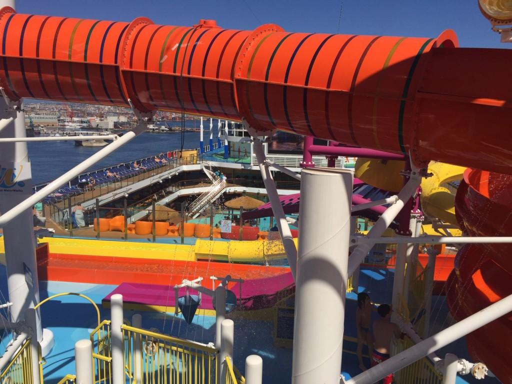 vista slides