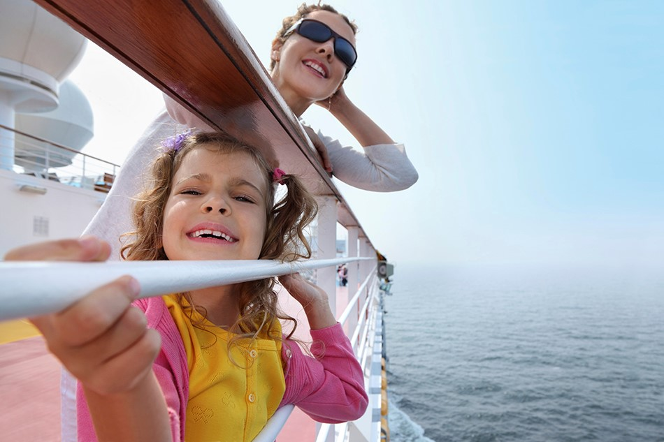 kids on board cruise
