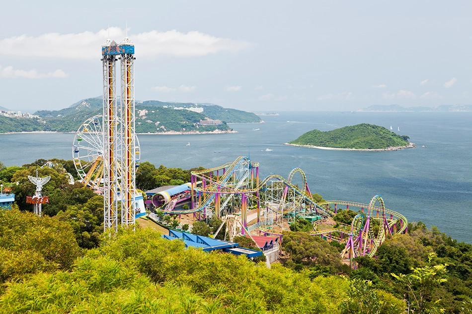 italy themepark