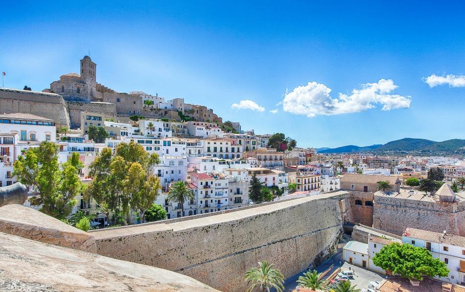 Cruise to Ibiza
