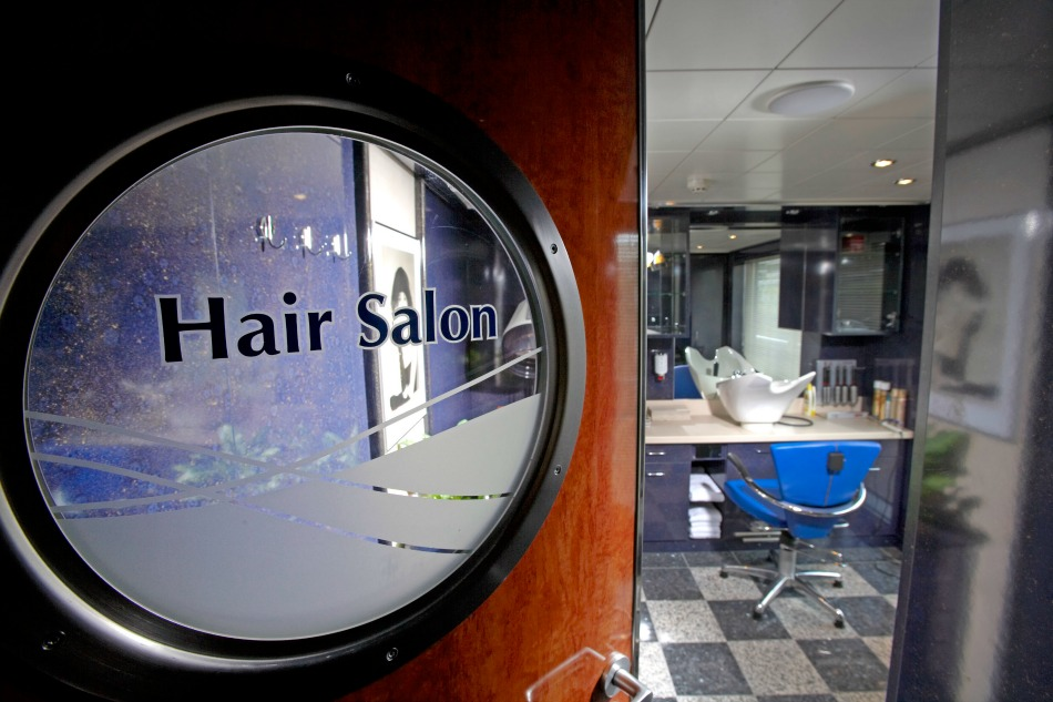 Hair salon on avalon tranquility