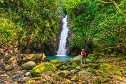 caribbean grenada falls