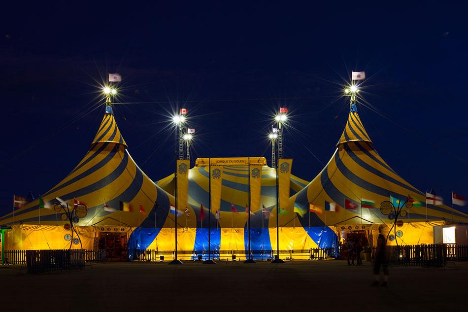 msc cirque du soleil