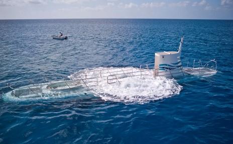 caribbean submarine
