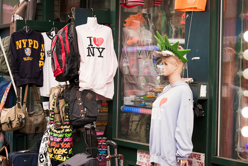 new york souvenirs
