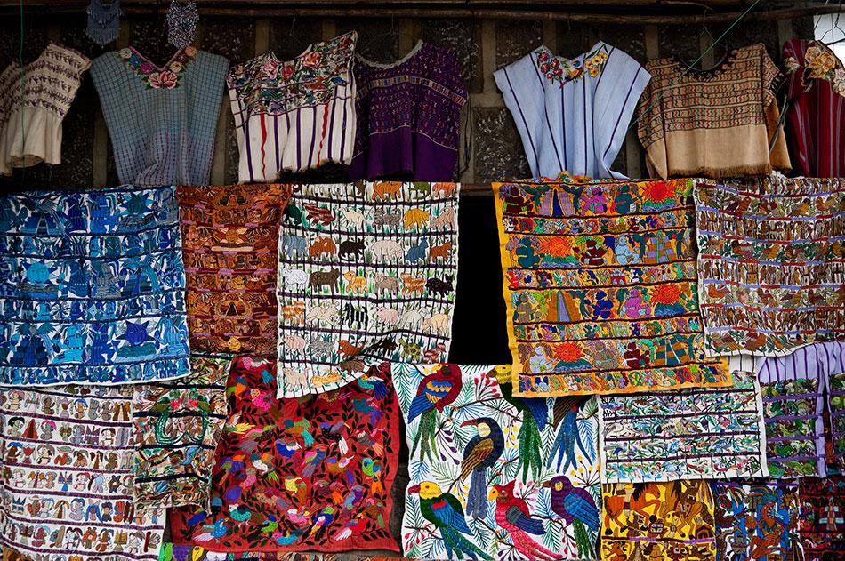 textiles in mexico