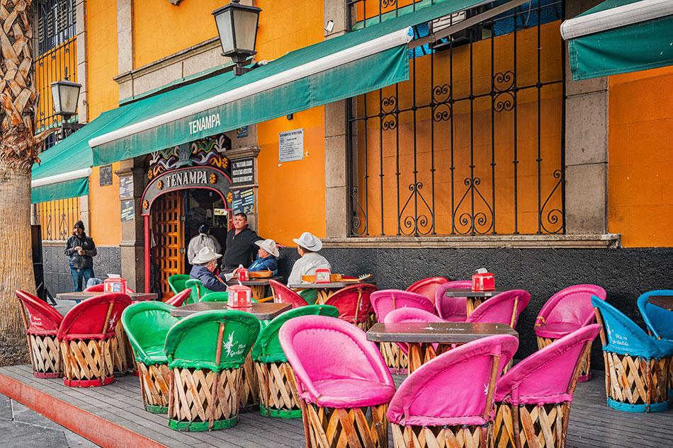 Mexico eating tour