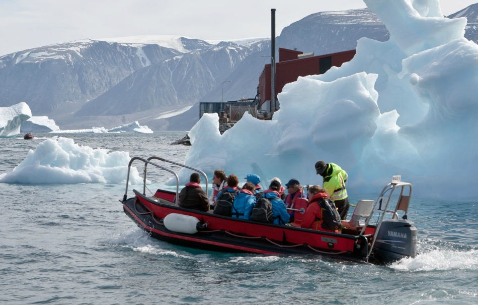 arctic cruise with hurtigruten