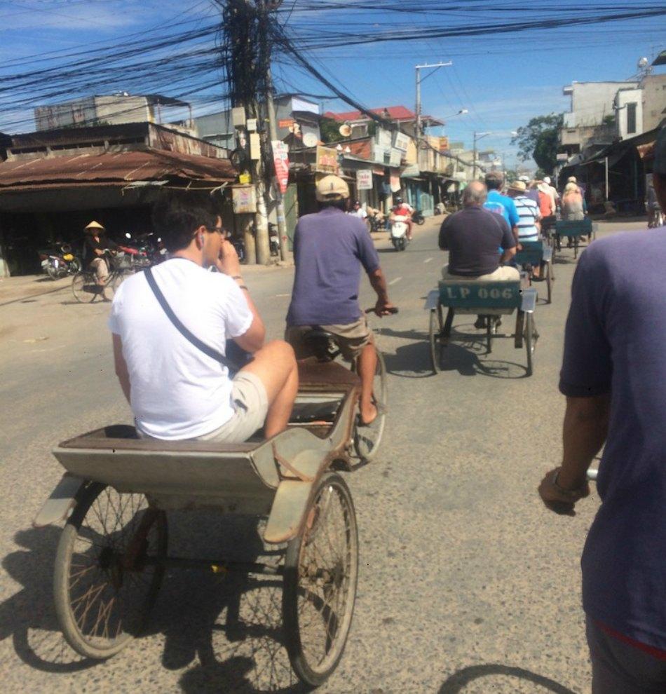 mekong rickshaw