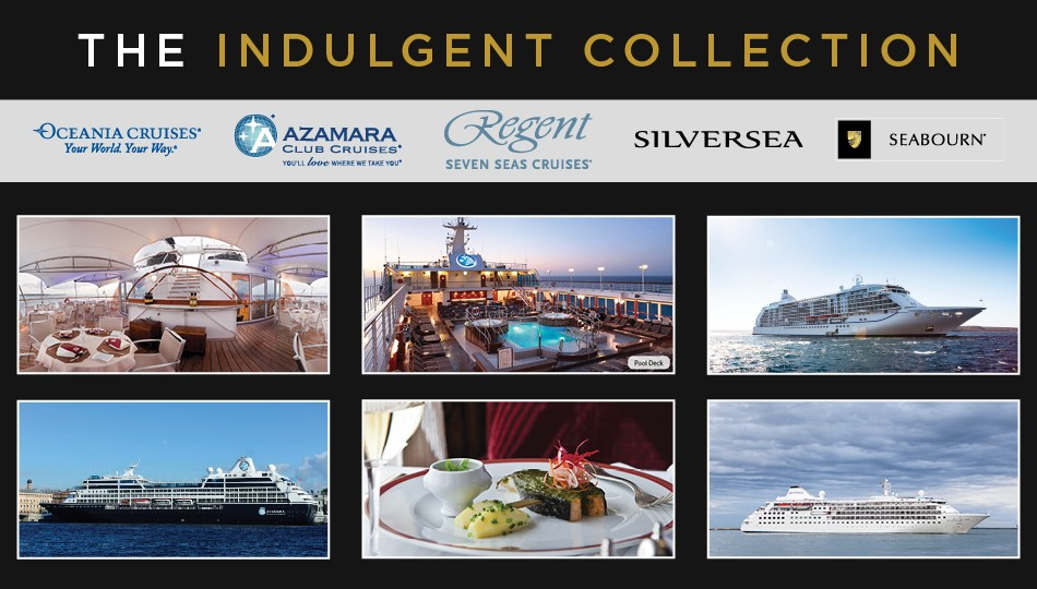the indulgent collection