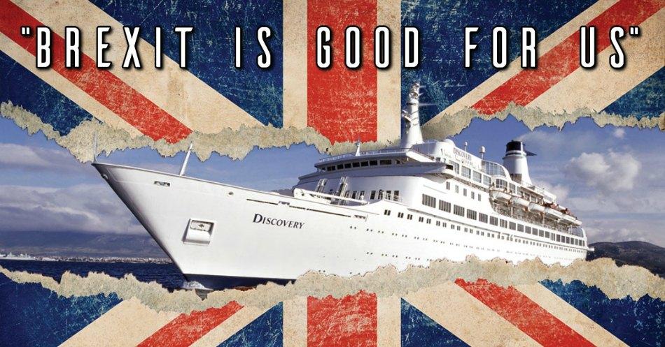 brexit cruising world