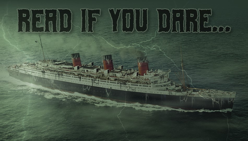 haunted cruise ships