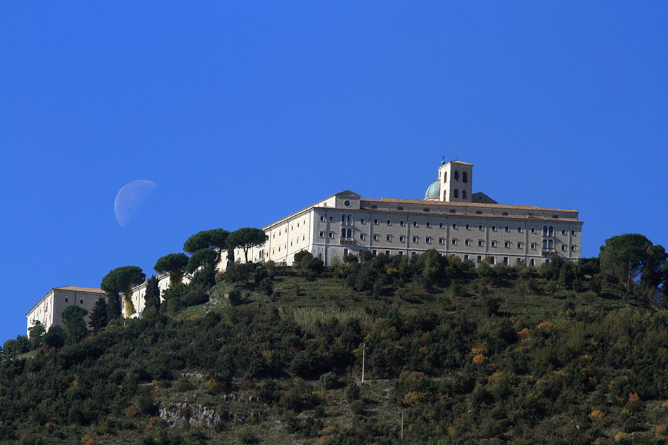 italy montecassino abbey