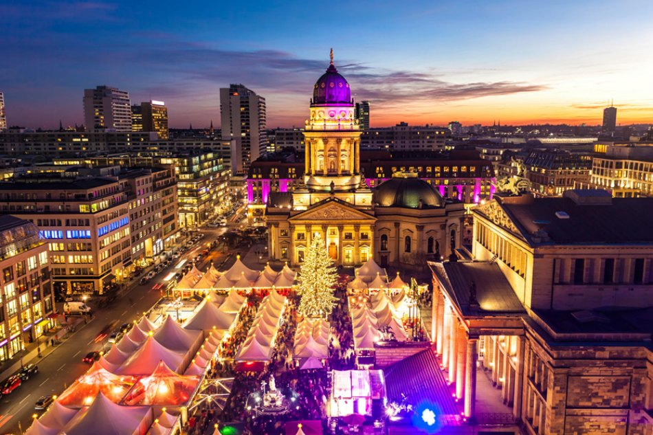 christmas markets Berlin