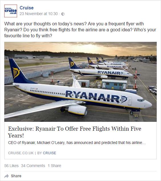 FB-Ryanair