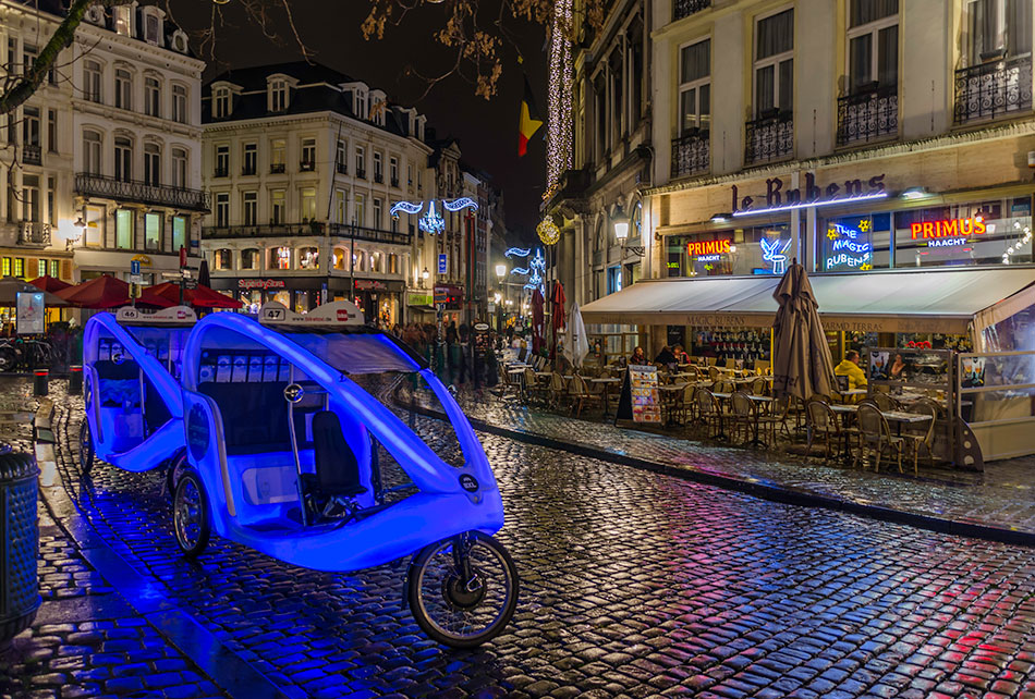 jingle all the way brussels