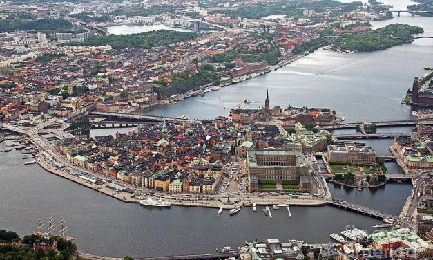 Stockholm a popular choice for luxury travel turnarounds