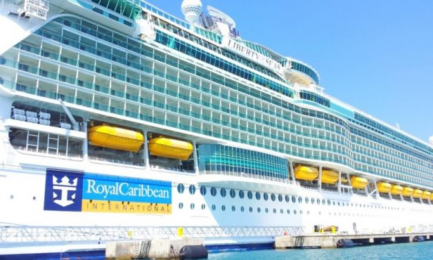 Royal Caribbean International poised to hold the only Coca-Cola party at sea, celebrating the 2014 Fifa World Cup