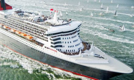 Cunard books James Taylor for transatlantic Queen Mary cruise