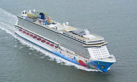 Norwegian Getaway offers bags of entertainment