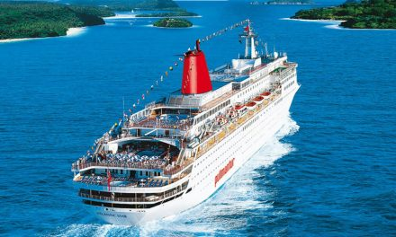 Top Ten Things Unexpected Things on a Cruise Ship